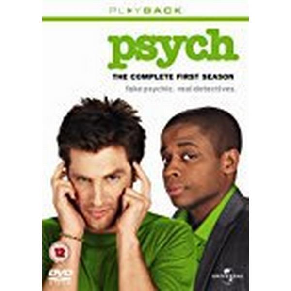 Psych - Season 1 [DVD]